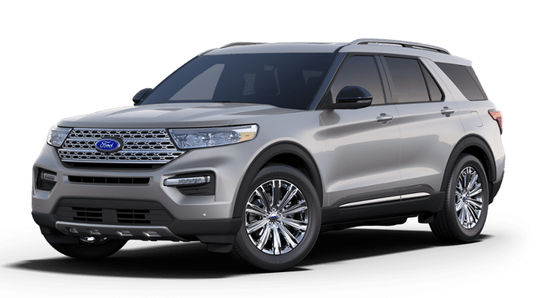 2020 Ford Explorer LIMITED 4WD Limited 4WD